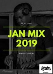 DJ Stoks - Music For The Matured (January 2019 Mix)